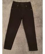 Garanimals Bottom Stretch Leggings Black (SIZE 5T) - $5.94