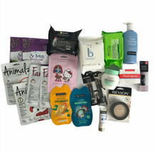 Large Lot Of Beauty 20 Make Up and Face Cover Girl Revlon Ponds Neutroge... - $15.44