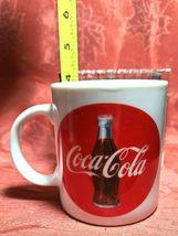 1992 COCA COLA Coke COFFEE MUG Original Ceramic image 3
