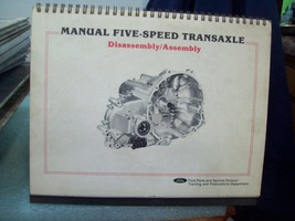 1982 Ford Mustang 5 Speed Five Manual Transmission Rebuild Service Repai... - $7.91