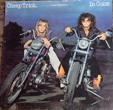 Cheap Trick In Color 1977 Original Vinyl LP Record Album Epic PE 34884 - $14.80