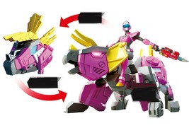 Miniforce Trans Head Trice Super Dinosaur Power Action FIgure Toy image 2