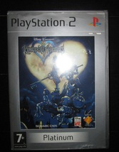 KINGDOM HEARTS (PS2) - $18.00