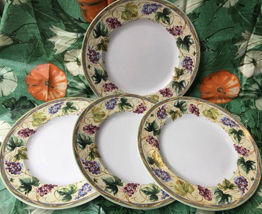 Set of 4 PTS International Interiors Tuscan and 8 similar items