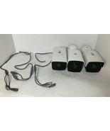 Lot of 3 Alibi ALI-TS3022R 2MP Day Night Outdoor Security Camera with cu... - $54.45