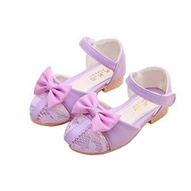 Sandals Princess Shoes Bow Girls Shoes Baby Shoes Children Sandals Summer Girls image 1
