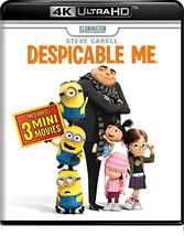 Despicable Me [4K Ultra HD + Blu-ray]
