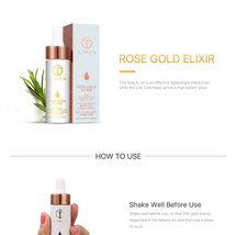 O.TWO.O 24k Rose Gold Elixir Skin Make Up Essential Oil Before Primer Fo... - $5.00