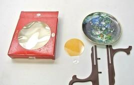 "Goebel Artis Orbis A. Renoir Fleurs de Printemps #624 Mini Plate, 4"" - $22.49"
