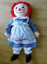 "(2) 36"" RAGGEDY ANN DOLLS with Hangtags Applause image 2"
