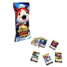 Hasbro Gaming Yo-Kai Watch Trading Card 10 Card Booster Pack Pack of 2 A... - $8.00