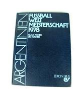 Fussball Welt Meisterschaft 1978 Argentinien. Fischer, Klaus World Cup S... - $19.75