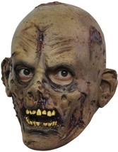 Zombie Mask Undead Prop Monster Childs Kids Latex Halloween TB25407 - $36.99