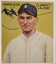 Vintage Baseball 1933 Goudey Gum Card #106 Reprint:  Napoleon Lajoie - $3.95