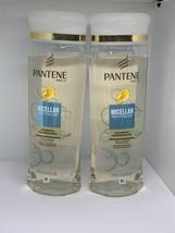 2 Pantene Micellar Revitalize Shampoo 12.06 ea NEW!  - $39.99