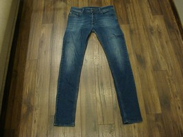 RRP 129.99 $ Diesel Industry SLEENKER Mens Jeans Size W32 L34 Ideal Cond... - $18.49