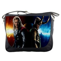 Messenger Bag Thor And Loki Asgard Prince Heroes Movie Blood Brothers A... - $32.00