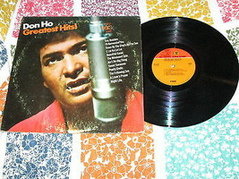 Don Ho Greatest Hits record Reprise 6357 Hawaiian Music - £3.26 GBP