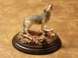 Country Artists - For The Discerning Wolf Ceramic Decor Made In England - $27.23