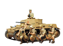 Tamiya 1/35 German Pzkpfw II Plastic Model Kit 35009 - $11.58