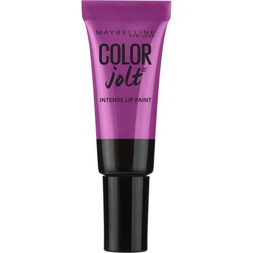 Maybelline Lip Studio Color Jolt Intense Lip Paint, Violet Rebel, 0.21 Fl Oz - $7.99