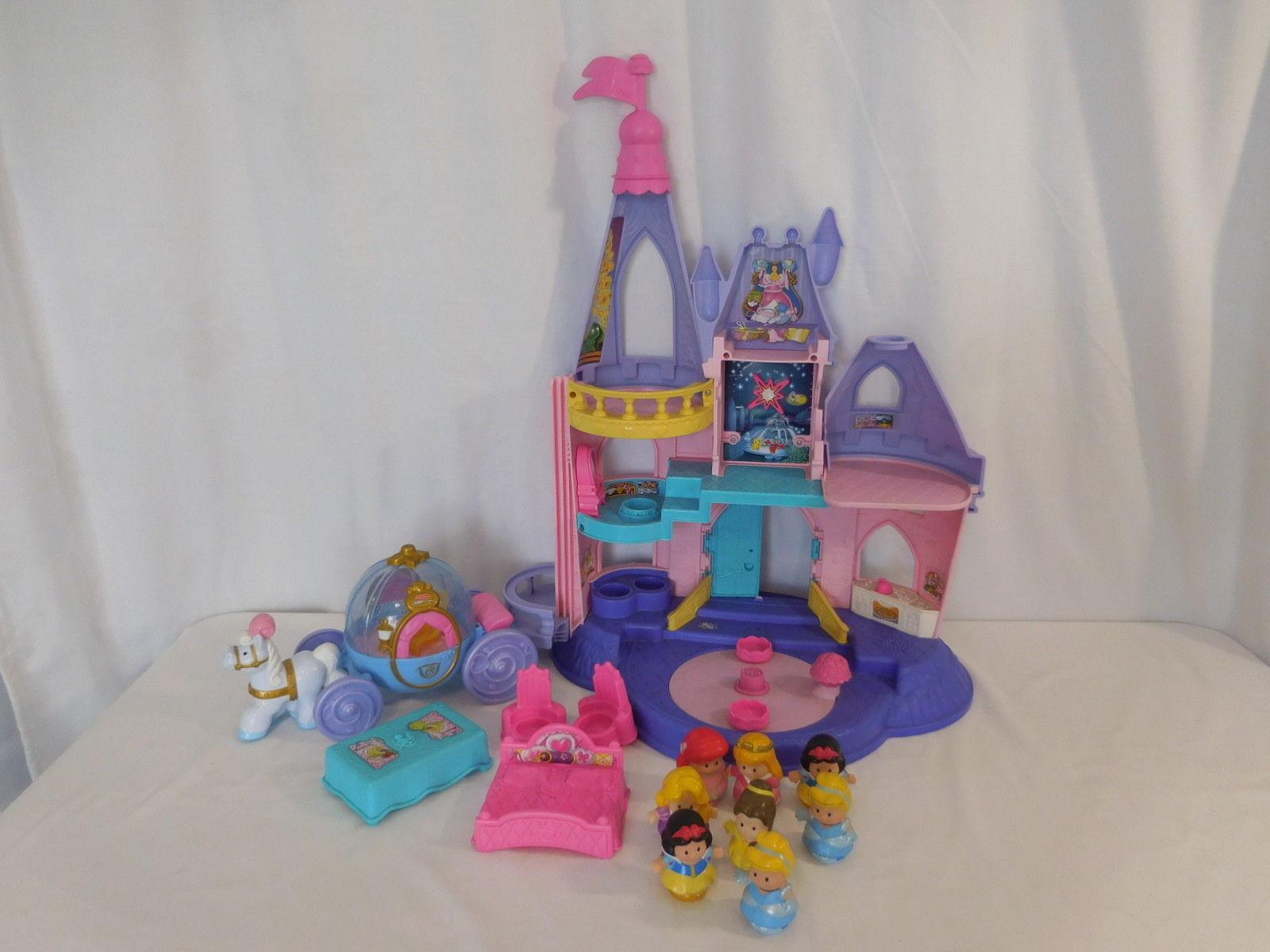 little people princess castle - HD1600×1200