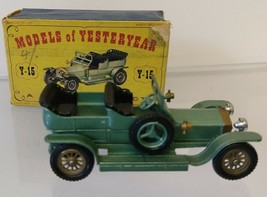 Matchbox Models of Yesteryears Diecast Toy Rolls Royce Silver Ghost - $15.00