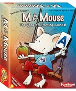 M is for Mouse Card Game NEW! - $7.91