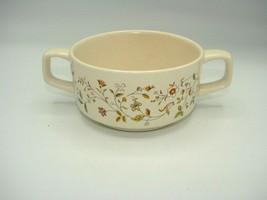 Vintage Lenox TEMPERWARE Merriment ~Sugar Bowl w/o Lid Height 2 1/4 Width - $8.59