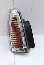 08-13 Cadillac CTS 4 door Sedan Euro LED Rear Tail Light Lamps Set L&R image 3