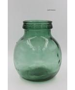 Vintage VIRESA Green Glass Carboy Bottle Garden - $95.00