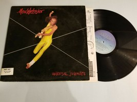 Max Webster - Universal Juveniles  - LP Record  G+ VG - $6.03
