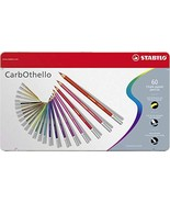 Stabilo CarbOthello Pastel Pencil, 60-Color Set - $79.93