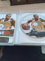 Sony PS3 NBA Live 08 image 2