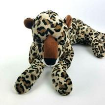 "Disney Parks Worldwide Conservation Fund Leopard Cheetah 24"" Plush Stuffed  - $22.76"