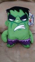 "AVENGERS ASSEMBLE HULK Brand New Licensed Plush Marvel NWT With Tags 12""... - $11.99"
