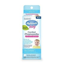 Hyland's Baby Comfort Chamomilla, Natural Relief of Occasional Sleeplessness, Ir