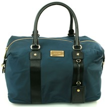 Michael Kors Weekend Bag Polyester Navy Dark Blue - $286.65