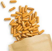 Organic Turmeric Capsules (400 mg, 60 caps) - $6.50