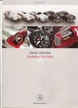 MERCEDES BENZ Classic Die Cast collection catalogue 2005 Model Cars Trucks - $4.27