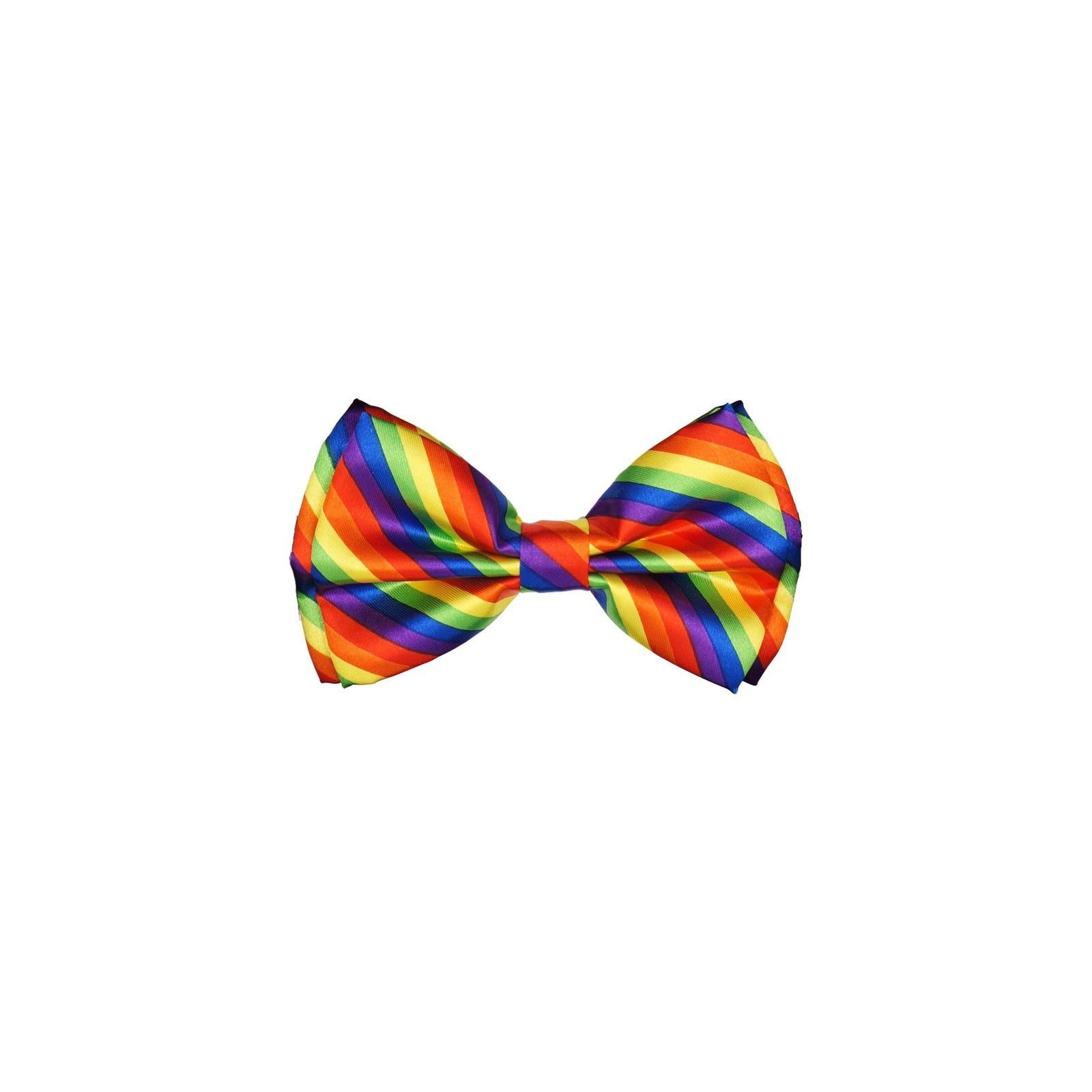 Most Popular 3 Packs Rainbow Bowtie Gay Pride By Corner4Shop
