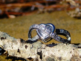Haunted spell cast CROSS MY HEART ring of Love devotion and Promise  - $55.00