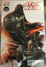 Star Wars #1 Marvel Comics 2015 Limited Edition Comix Deodato - $73.49