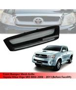Front Bumper Grille Grill V.2 For Toyota Hilux Vigo SR5 MK6 Pickup 2008 ... - $121.55