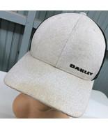 Oakley Stretch Discolored Flexfit Large / XL Baseball Cap Hat - $13.75