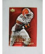 Kevin Johnson Cleveland Browns 2000 Upper Deck Football Card DS 5 - $0.98