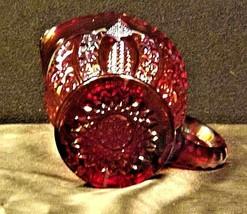 Vintage Purple Creamer Carnival Glass AA19-CD0015 image 2