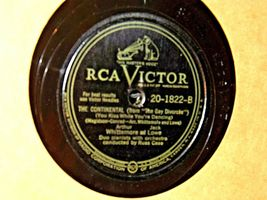 RCA Victor Whittemore and Lowe Two Grand Record Album AA19-1500 Antique image 4
