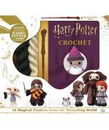 Harry Potter Crochet (Crochet Kits) [Paperback] Collin, Lucy - $23.81