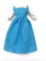 Village Belle Beast Disney Classic Doll Barbie Beauty Princess Mattel Outfit - $9.90